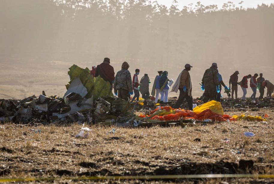 ethiopian crash debris c Mulugeta Ayene AP Shutter