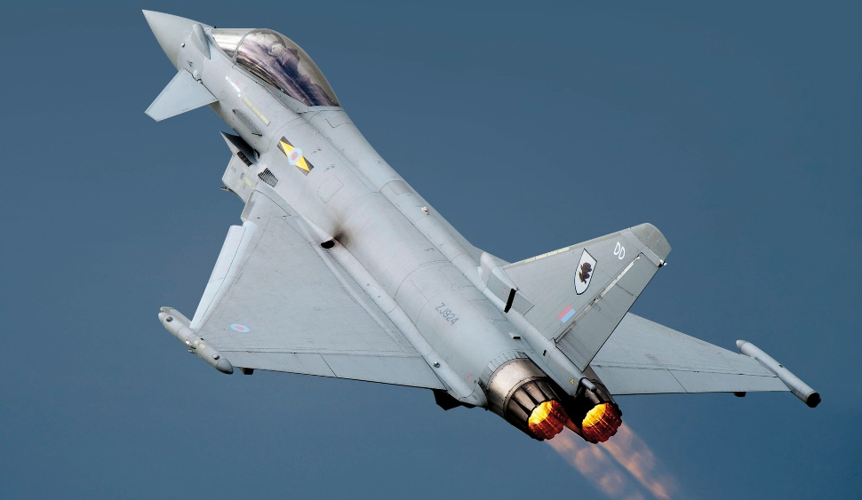 Eurofighter Typhoon - Eurofighter