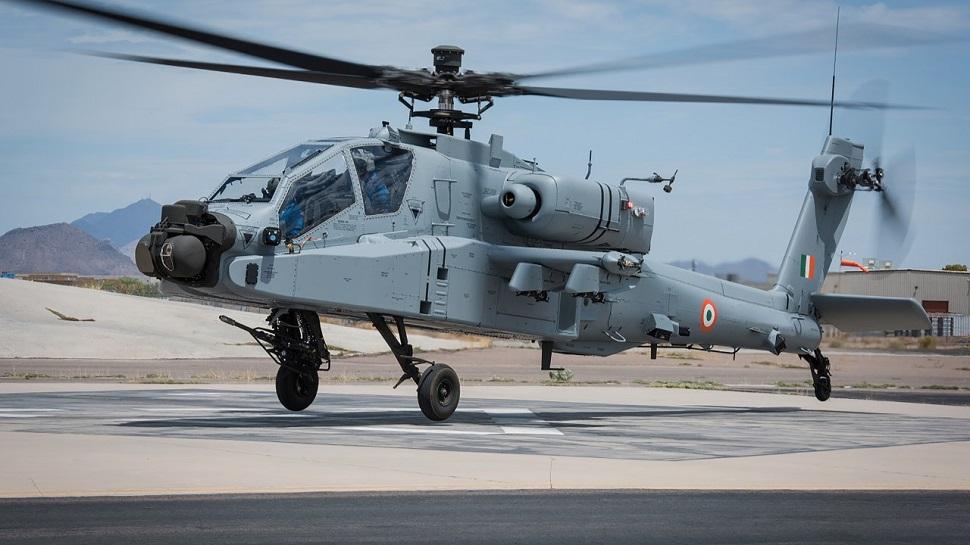 India AH-64E Apache