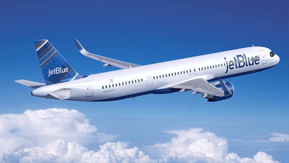 JetBlue Airbus 321XLR