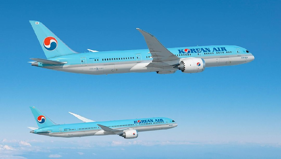 Korean 787-9 and 787-10
