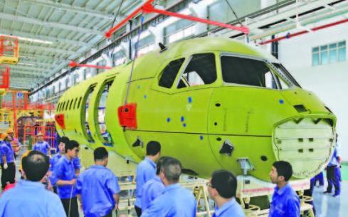 MA700 Fuselage