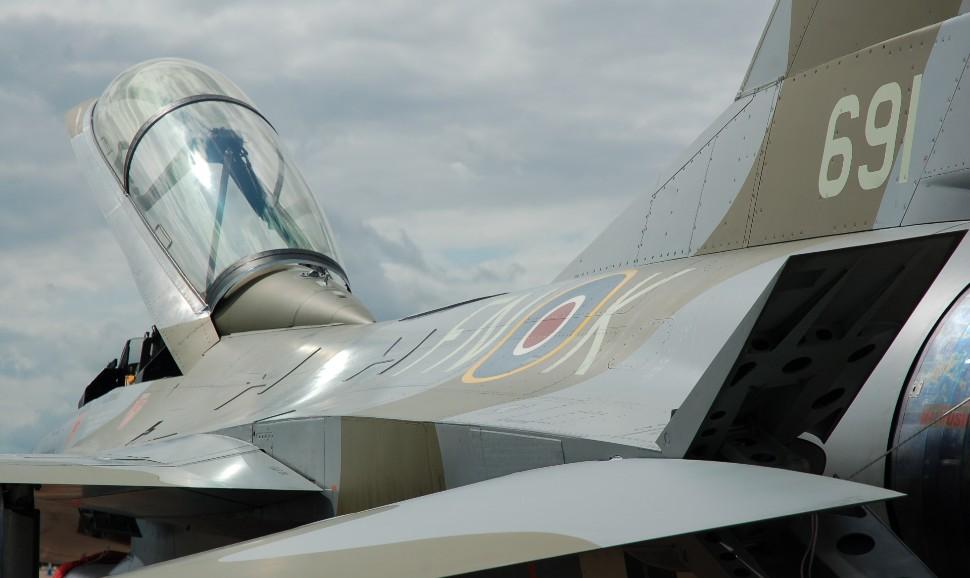 Norwegian F-16 RIAT 2019 - Craig Hoyle/FlightGloba
