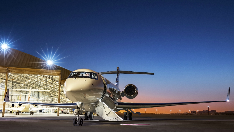 Qatar G650ER