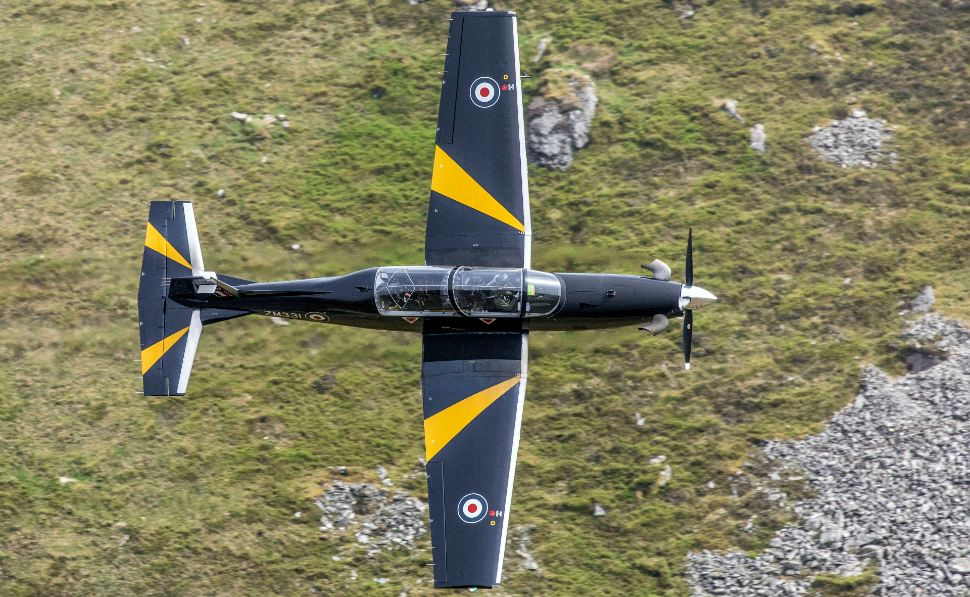 RAF T-6C - AirTeamImages