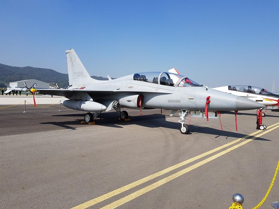 ROKAF FA-50