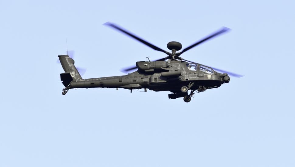 US Army Boeing AH-64E Apache