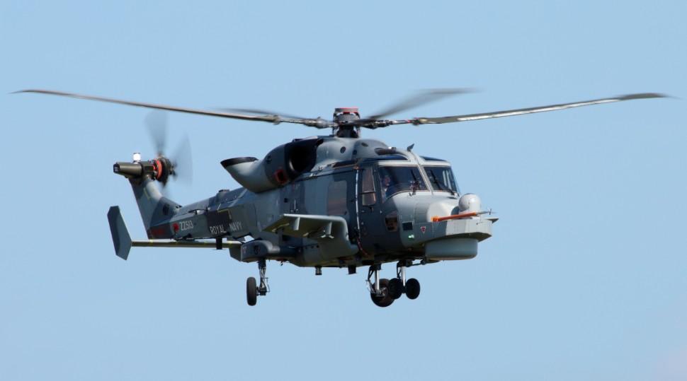 Wildcat HMA2 wing