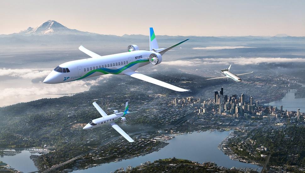 Zunum Aero concept