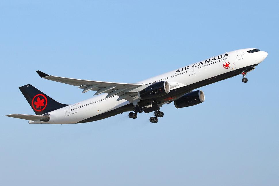 Air Canada A333