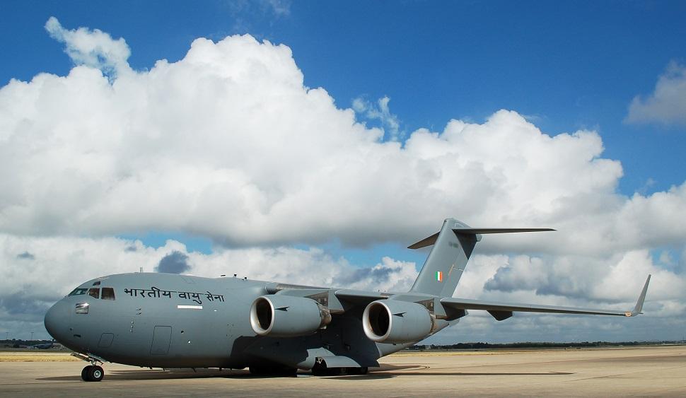 Boeing C-17 IAF
