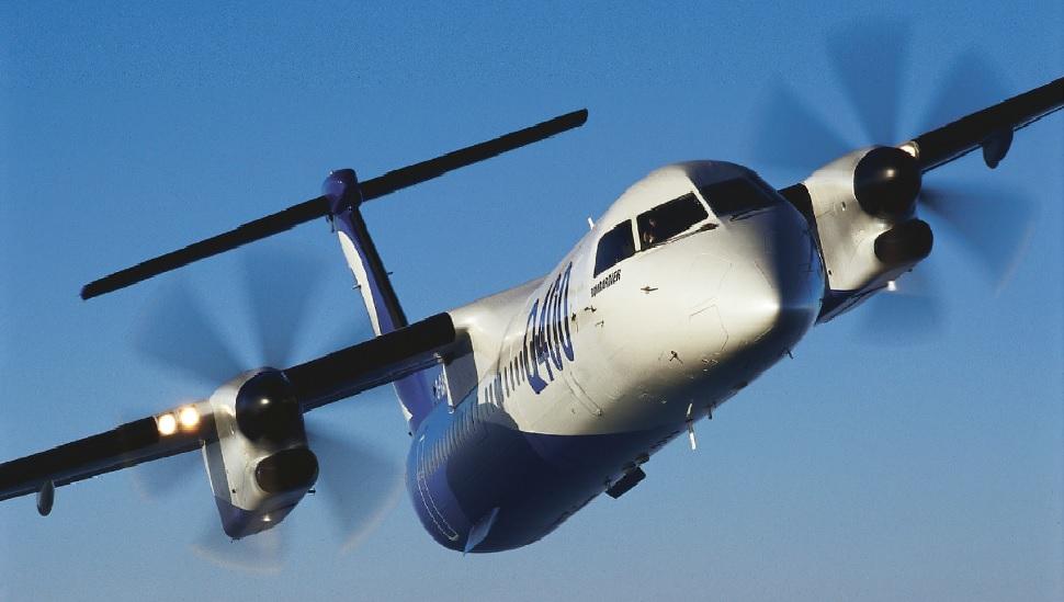 Dash 8-400