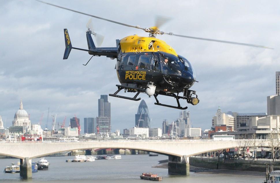 EC145 Met Police