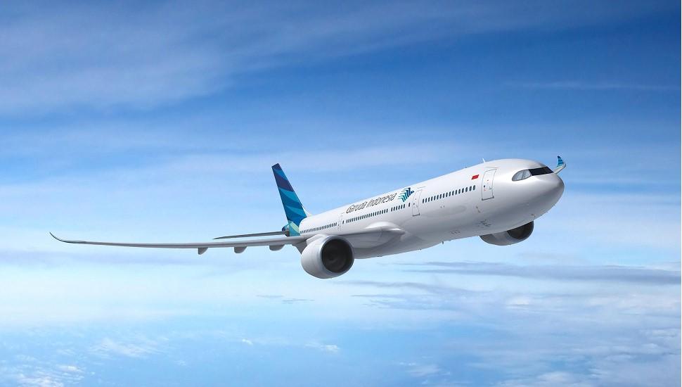 Garuda A330neo - by Airbus