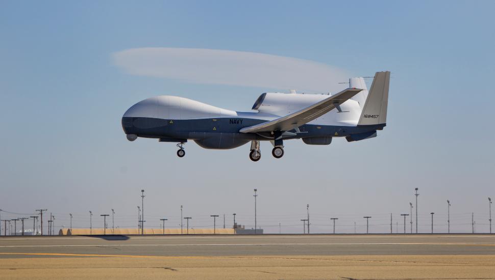 Northrop Grumman MQ-4C