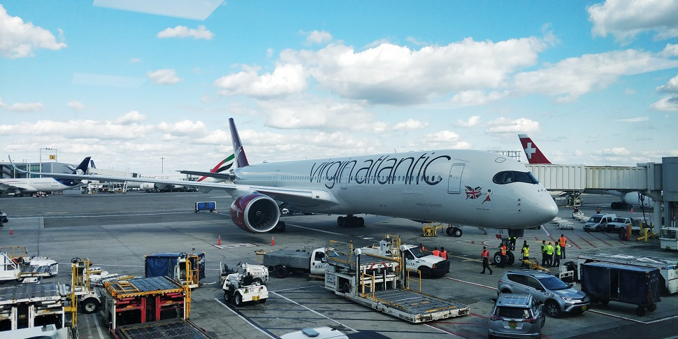 A350-1000 Virgin