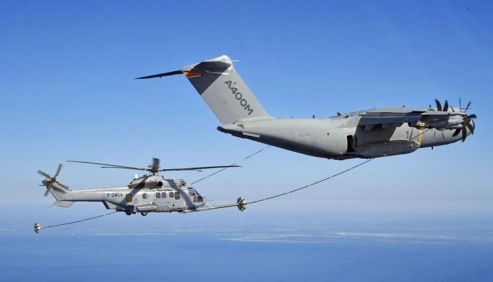 A400M H225M - Airbus Defence & Space