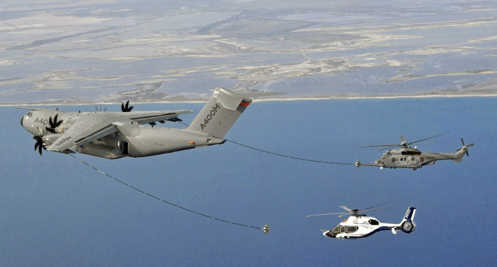 A400M H225M H160 - Airbus Defence & Space