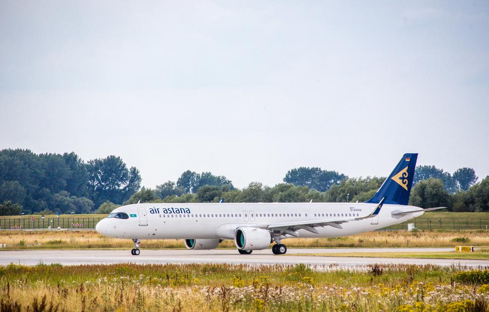 AirAstana A321LR