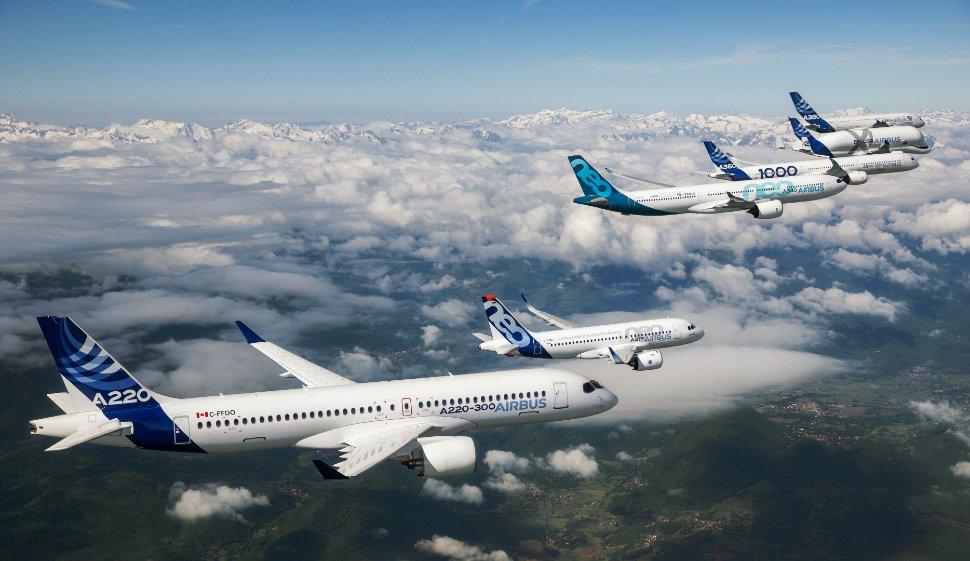 Airbus fleet - Airbus