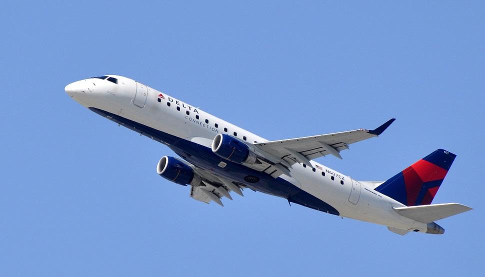Compass Embraer 175 Delta