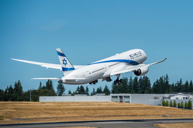El Al Boeing 787