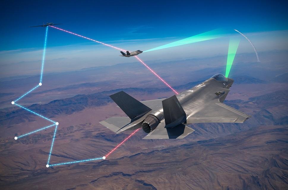 F-35 U-2 to link