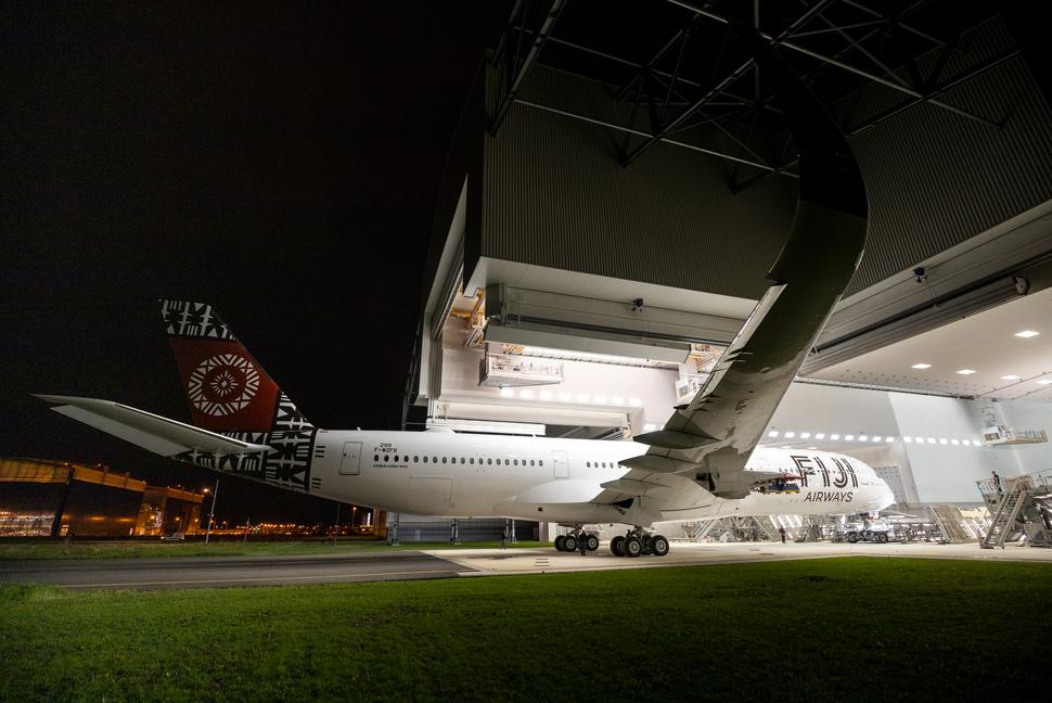 Fiji A350