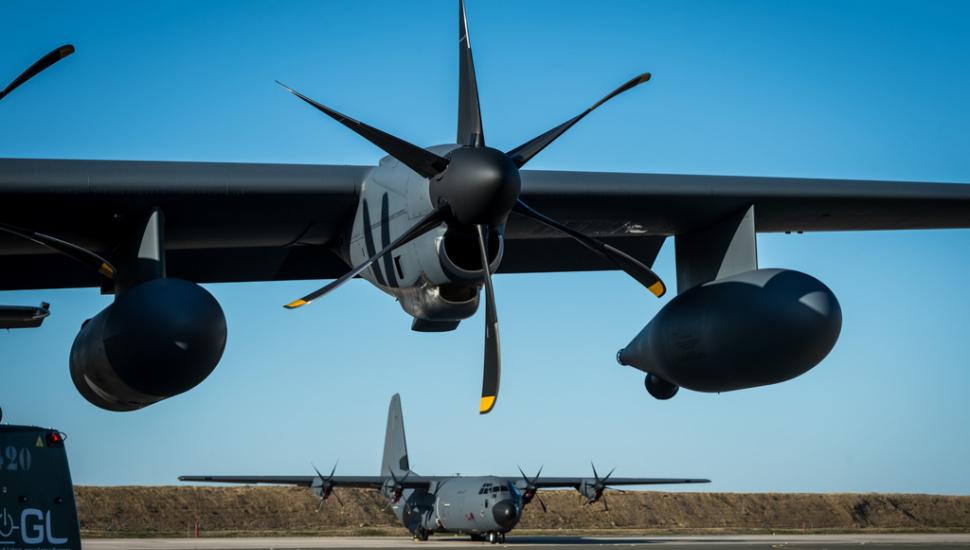 France KC-130J delivery