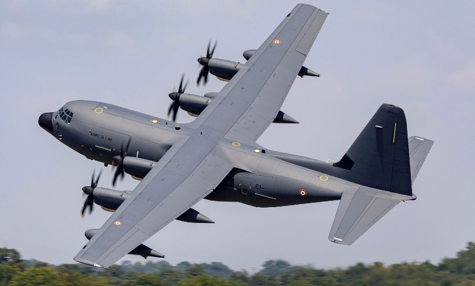 French KC-130J - Lockheed Martin