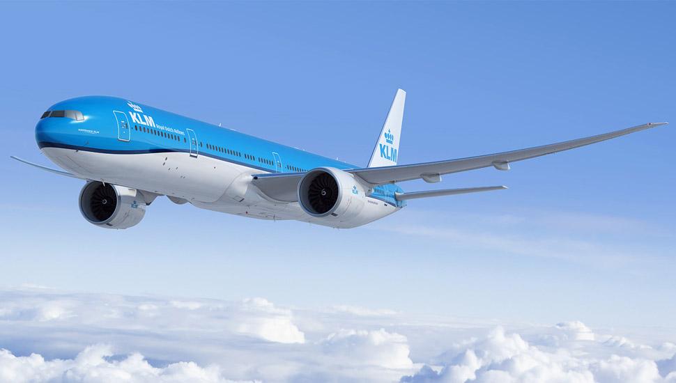 KLM-Boeing-777-300ER c