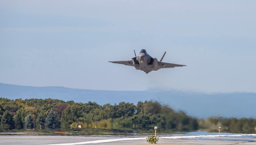 Lockheed Martin F-35A Lightning II
