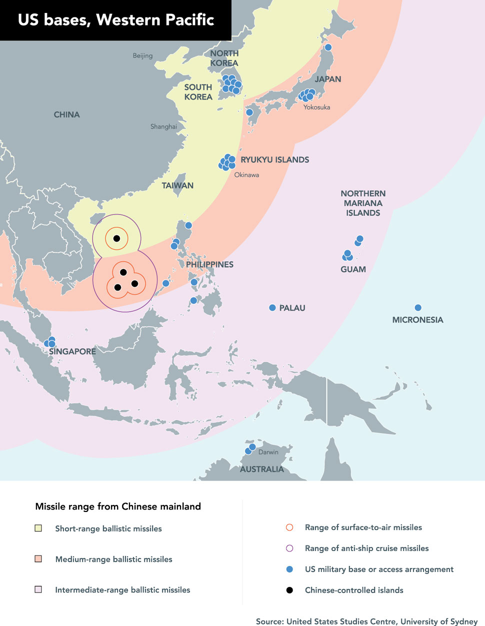 pacific risks missile map