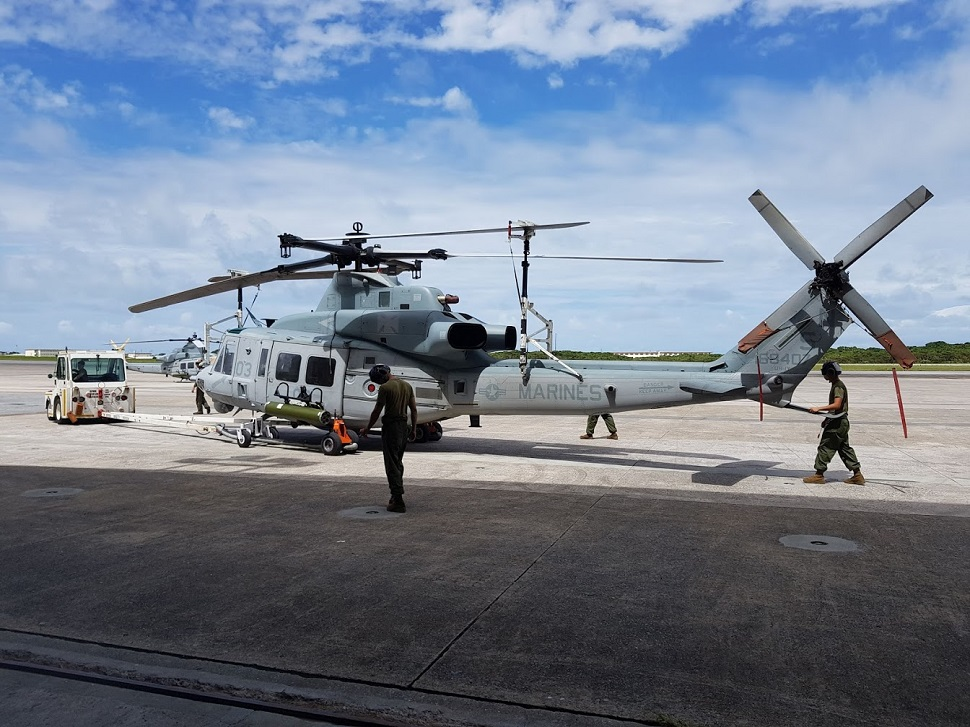 UH-1Y USMC
