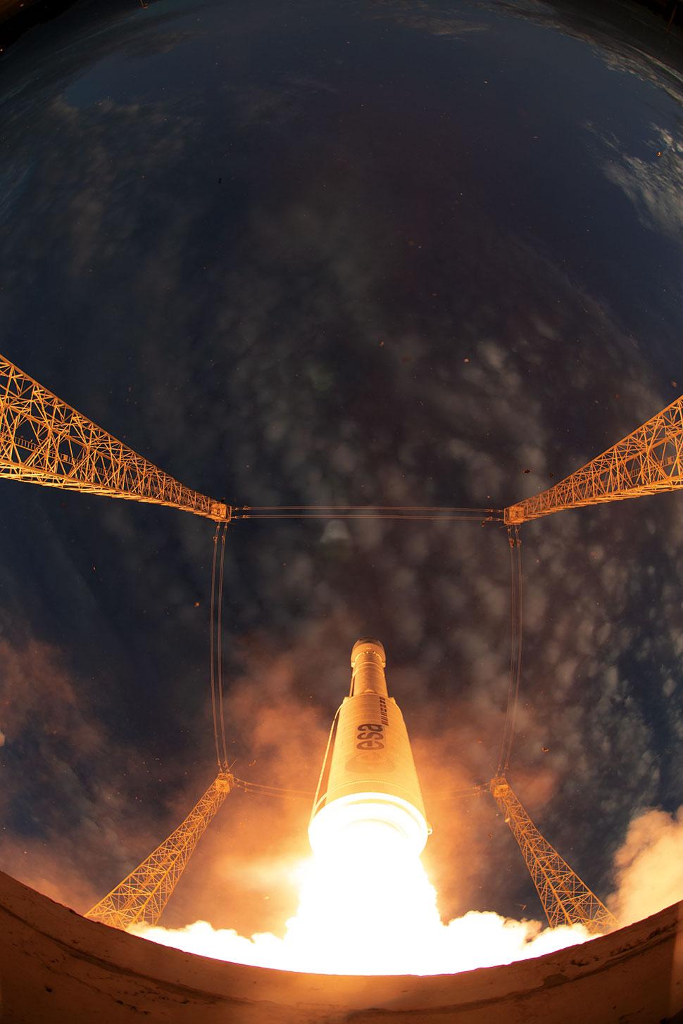 Vega launch c ESA/S Corvaja
