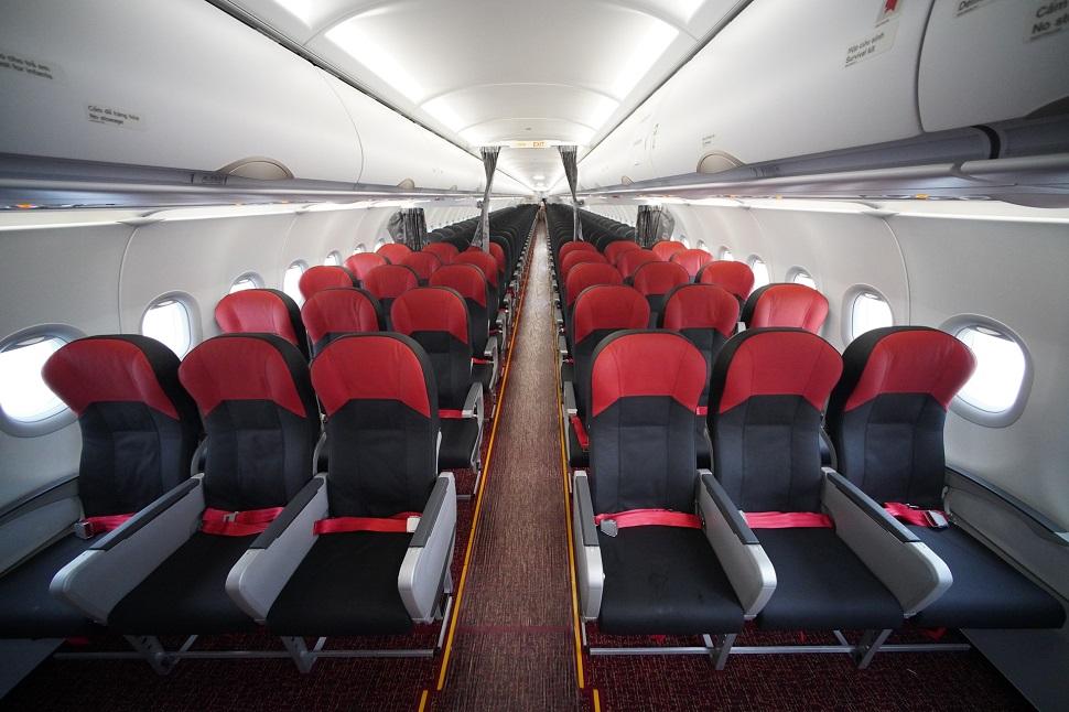 VietJet A321neo Cabin Flex