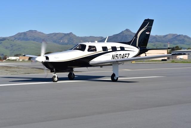 ZeroAvia PA-46