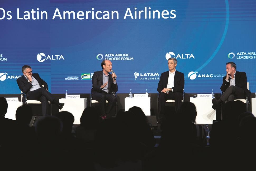 ALTA CEOs panel