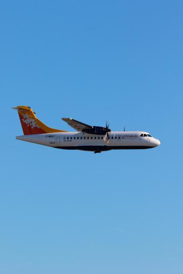 ATR 42-600 Druk Air