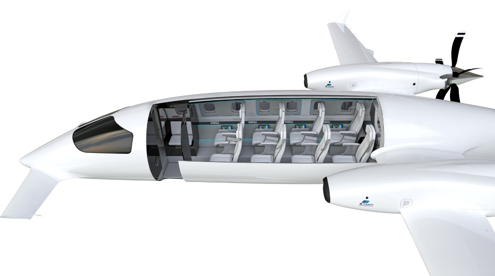 Avanti Shuttle layout