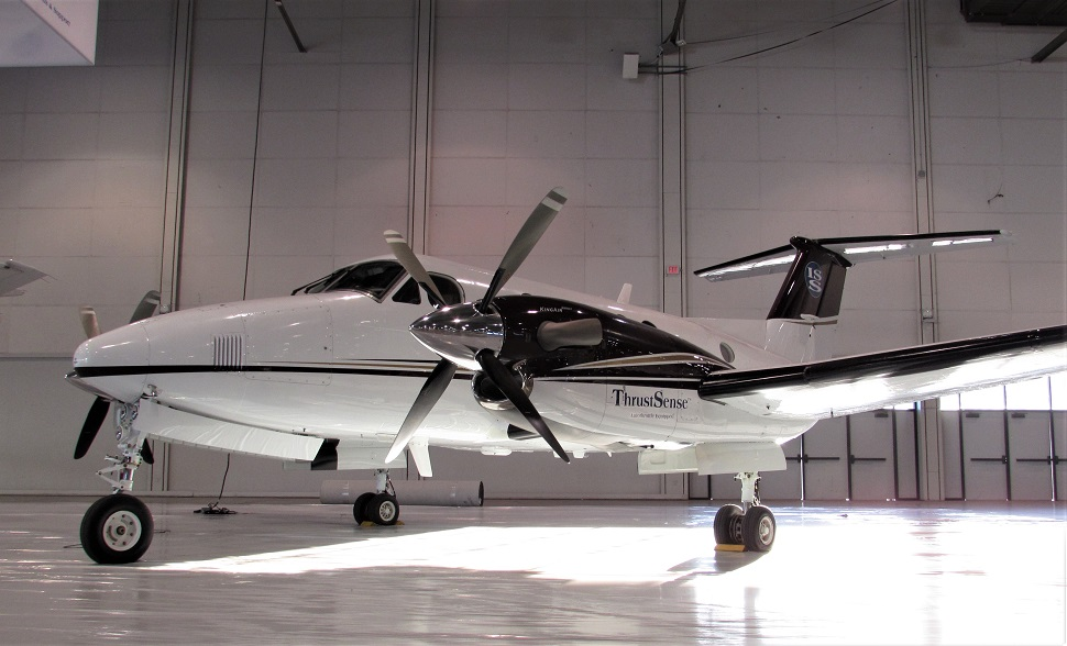 Beechcraft King Air 200 c Max KJ FG