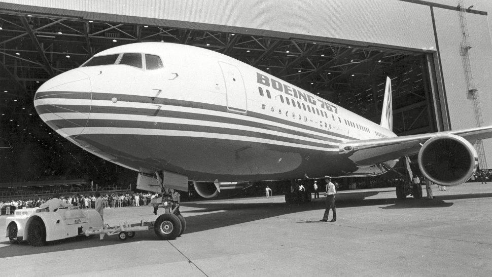 Boeing 767 - AP/Shutterstock