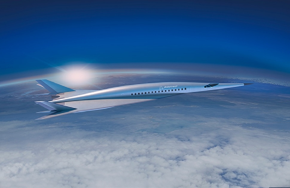 Boeing hypersonic