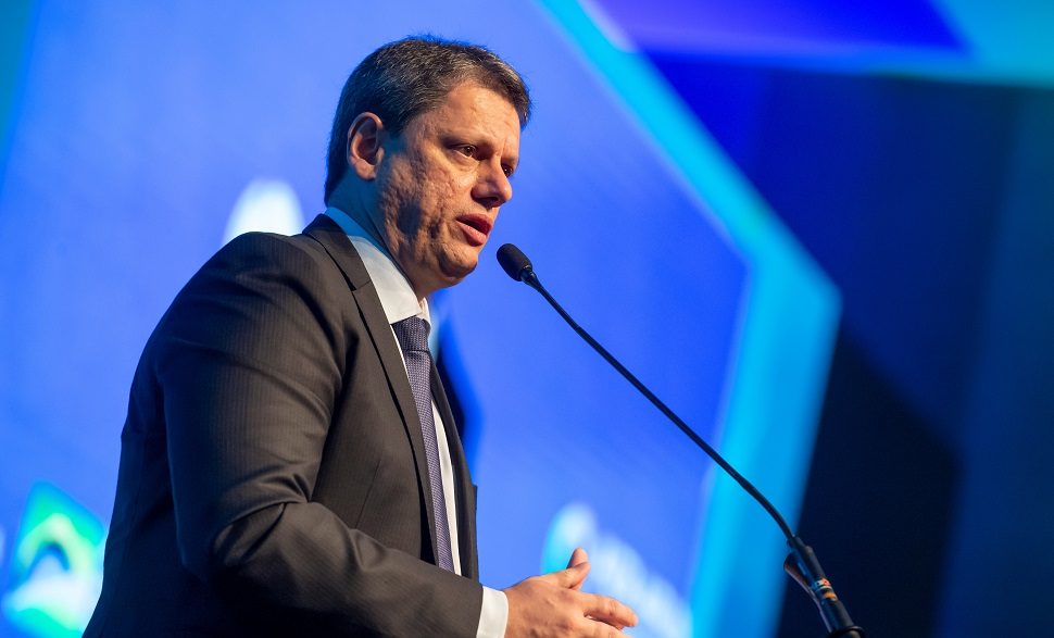 Brazil minister for infrastructure Freitas