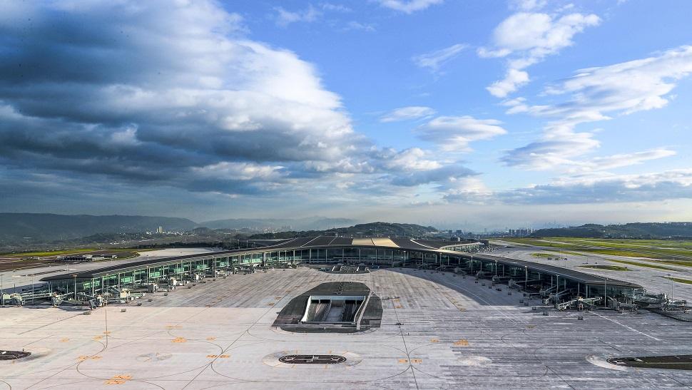 Chongqing Jiangbei International airport, terminal