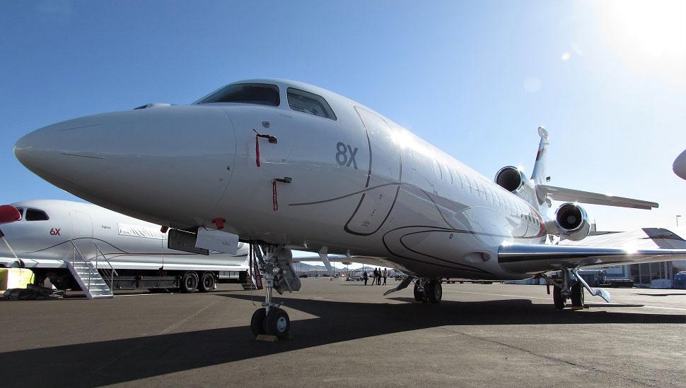 Dassault-Falcon-8X