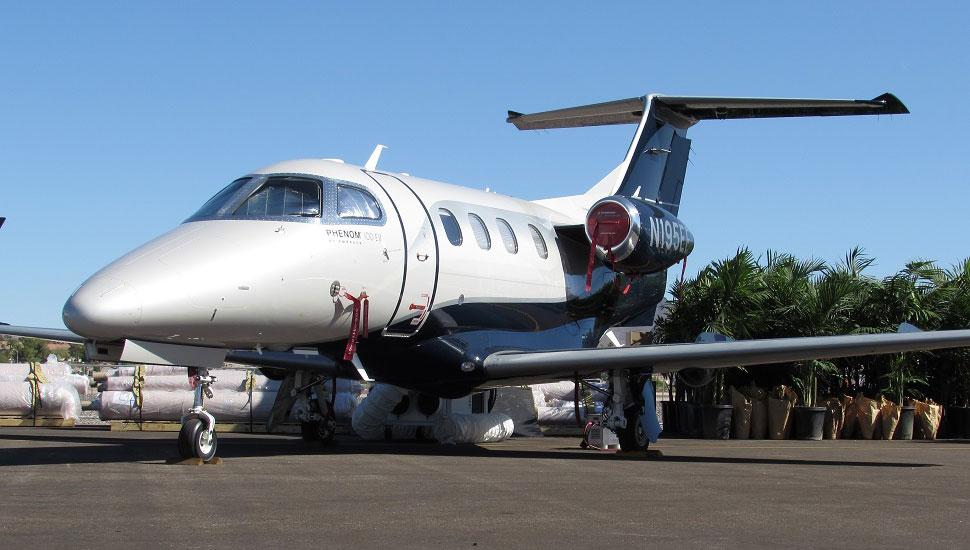 Embraer-Phenom-100EV