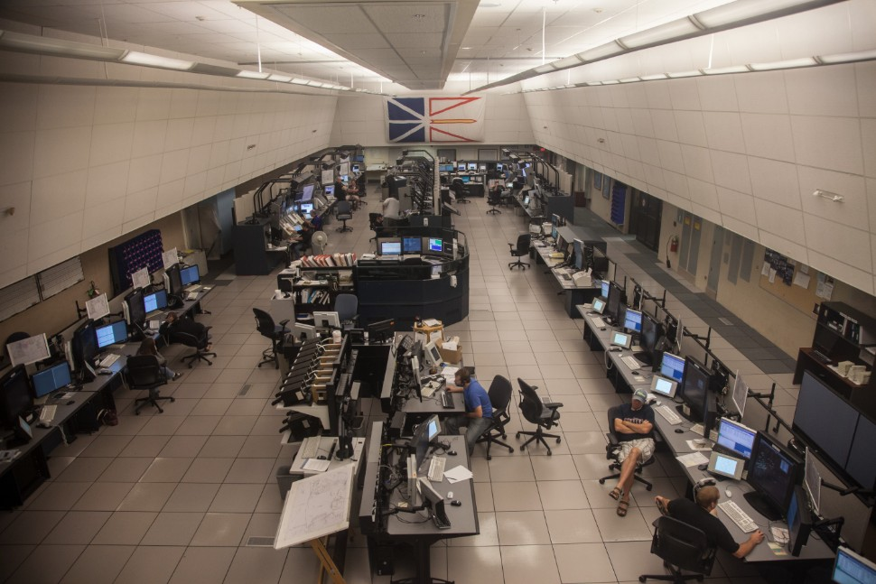 Gander Area Control Centre c Nav Canada