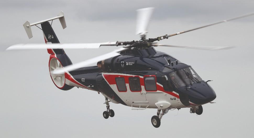 Ka-62 - Russian Helicopters