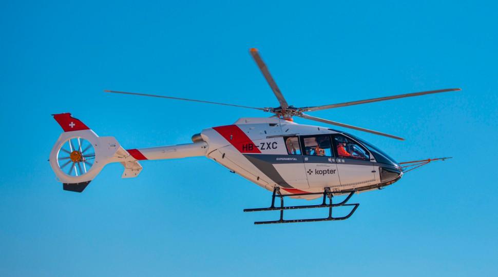 Kopter SH09 v2